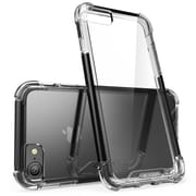 i-Blason Apple iPhone 7 Shockproof Series Case - Black (752454313761)