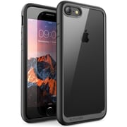 SUPCASE Apple iPhone 7 Unicorn Beetle Style Series Hybrid Clear Case - Black (752454313600)