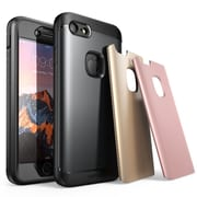 SUPCASE Apple iPhone 7 Water Resistant Fullbody Protective Case with Screen and 3 Interchangeable Covers (752454313006)