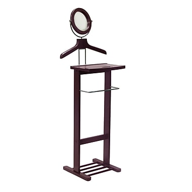 Winsome Valet Stand, Espresso