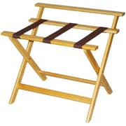 Central Specialties LTD Deluxe Series Wood Luggage Rack