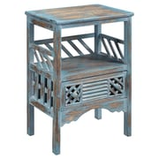 Coast to Coast Imports Distressed End Table