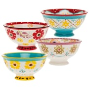 Signature Housewares Melissa 20 oz. Bowl (Set of 4)