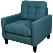 Porter International Designs Harlow Tufted Arm Chair