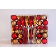 Queens of Christmas 102 Piece Ornament Set