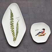 Creative Co-Op 2 Piece Stoneware Plate Set