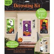 Amscan Cute Character Halloween Decorating Kit (670193)