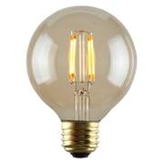 Luminance  2 Watt LED G25 Nostalgia Filament Bulb 12/Pack (L7582-1/RP12)