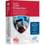 McAfee 2016 Total Protection, 25 Devices