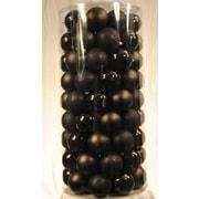 Queens of Christmas Balls Ornament (Set of 50); Black