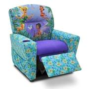 KidzWorld Disney Fairies Skirted Kids Cotton Rocking Chair