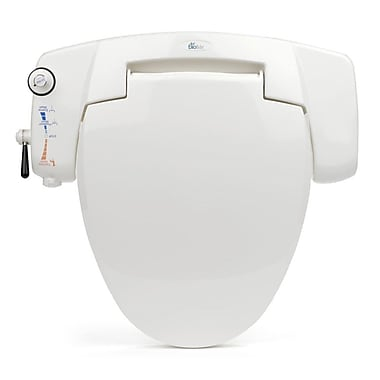 Danco Premium Non-Electric Warm Water Toilet Seat Bidet
