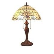 Warehouse of Tiffany Pearl Baroque 28'' Table Lamp