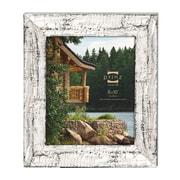 Prinz Birch Hollow Antique Wood Picture Frame; 8'' x 10''