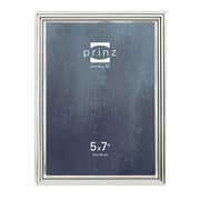 Prinz Empire Shiny Metal Picture Frame; 5'' x 7''
