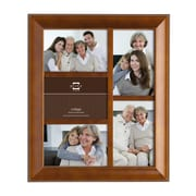 Prinz 5 Opening Mandalay Solid Wood Picture Frame; Walnut