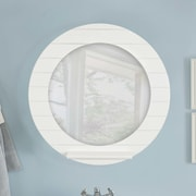 Selections by Chaumont Beachcomber Circle Wall Mirror