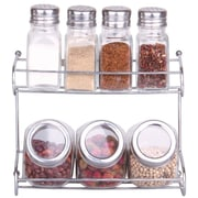 Tectron 7 Piece Spice and Herb Container Set w/ Lid