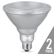 Feit Electric 14W E26 LED Light Bulb Pack of 2; 5000K