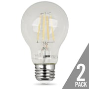 Feit Electric 7W E27/Medium LED Light Bulb Pack of 2