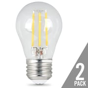 Feit Electric 6W E27/Medium LED Light Bulb Pack of 2