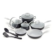 GreenLife Classic 12-Piece Non-Stick Cookware Set