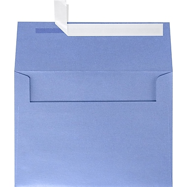 LUX A7 Invitation Envelopes (5 1/4 x 7 1/4) 50/Box, Vista Metallic (5380-29-50)