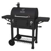 Dyna-Glo Charcoal Grill w/ Grates and Charcoal Door; Black Powder Coat