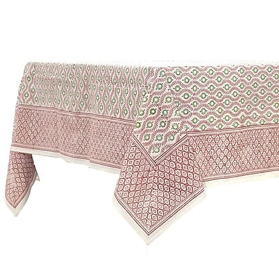 "Pomegranate Inc. New Provence Tablecloth (Set of 4); 55"" W x 55"" D"