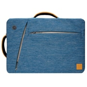 Vangoddy Slate Blue Laptop Bag 15.6 Inch (LAPLEA031)