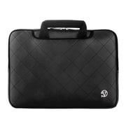 Vangoddy Gummy Black Laptop Sleeve 13.3 Inch (LAPLEA210)