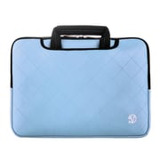 Vangoddy Gummy Blue Laptop Sleeve 13.3 Inch (LAPLEA211)