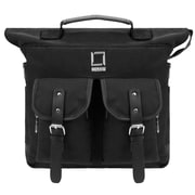 Lencca Mini Phlox Hybrid Backpack and Messenger Bag Black 11 inch (LENLEA050)