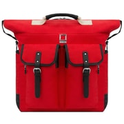 Lencca Phlox Hybrid Backpack and Messenger Bag Red 15.4 Inch(LENLEA061)