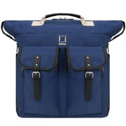Lencca Phlox Hybrid Backpack and Messenger Bag Blue 15.4 Inch (LENLEA062)