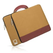 Lencca Divisio Red Laptop Sleeve 13.3 Inch (LENLEA503)