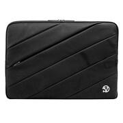 "Vangoddy Jam Nylon Laptop Protector Sleeve 15.6"" Black"