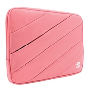 "Vangoddy Jam Nylon Sleeve Laptop Protector 10"" (Pink)"