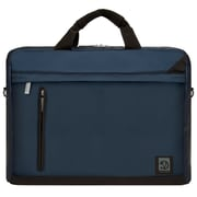 "Vangoddy Adler Laptop Shoulder Bag 15.6"" (Navy Blue)"
