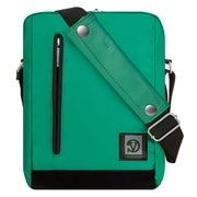 "Vangoddy Adler Laptop Shoulder Bag 10.2"" (Jade Green with Black Trim)"