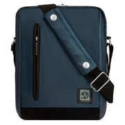 "Vangoddy Adler Laptop Shoulder Bag 10.2"" Metallic Blue)"
