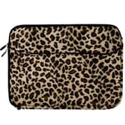 """Vangoddy Laptop Protector Sleeve Fits up to 15"""" Laptop (Leopard Print)"""