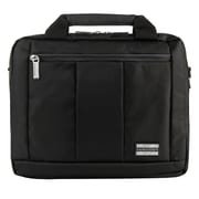 Vangoddy El Prado (Small) Laptop Messenger/Backpack (Black)