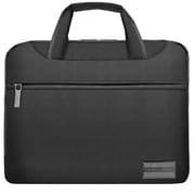 "Vangoddy NineO Laptop Messenger Bag 13"" (Grey/Black)"