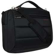 "Vangoddy Bonni 2 in 1, 15.6"" Laptop Protector Shoulder Bag Backpack (Black)"