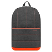 "Vangoddy Grove 15.6"" Laptop Backpack (Orange)"