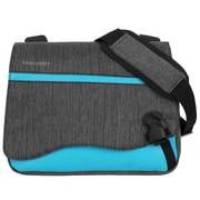 "Vangoddy Wave Messenger Laptop Bag 10.2"" (Sky Blue)"
