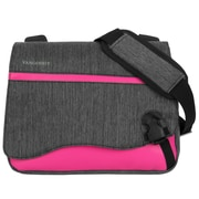 "Vangoddy Wave Messenger Laptop Bag 10.2"" (Magenta)"