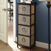 4D Concepts Windsor 4 Drawer Storage Chest