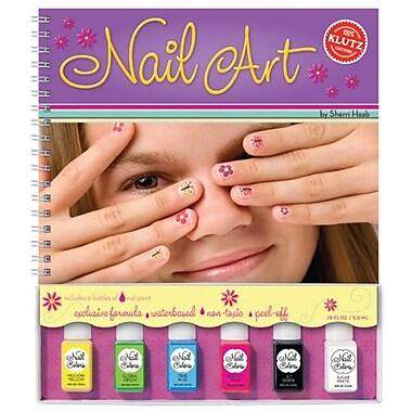 Klutz® Nail Art, English